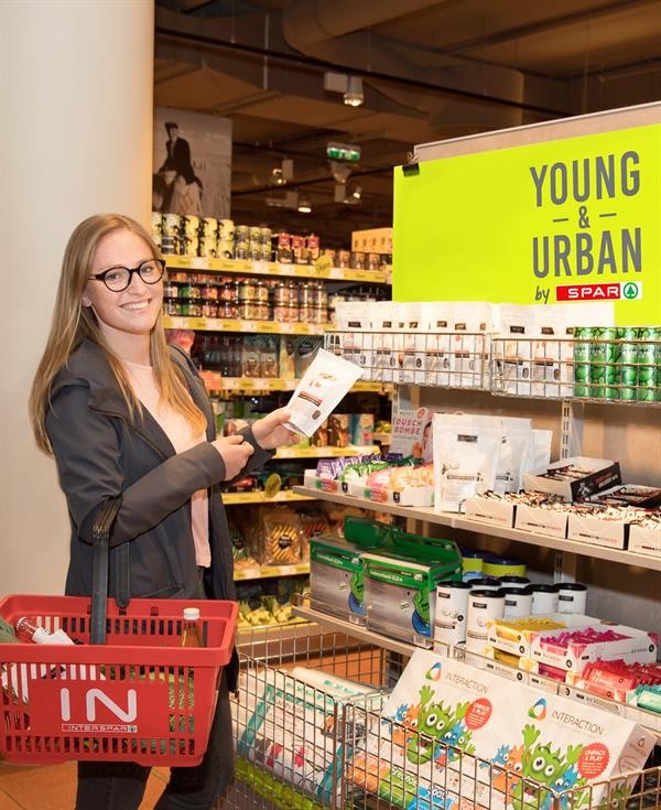 young&urban by SPAR