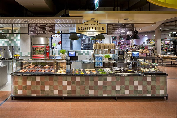 INTERSPAR-Innovation Market Kitchen